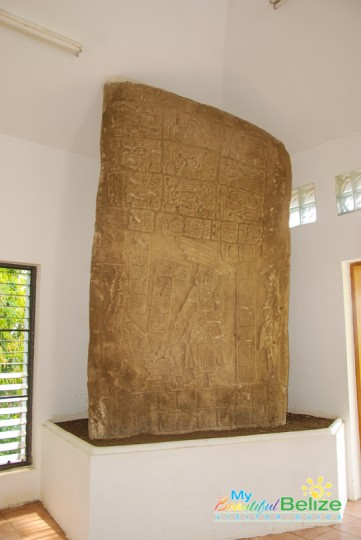 The story of Nim Li Punit is found within these stelae