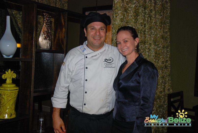 Hugo and Victoria Meyer