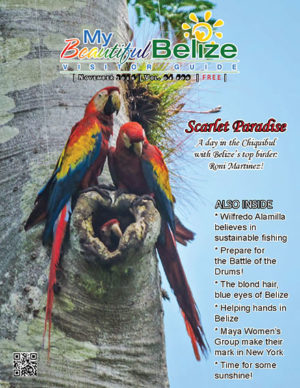 My Beautiful Belize Travel Guide - November 2016