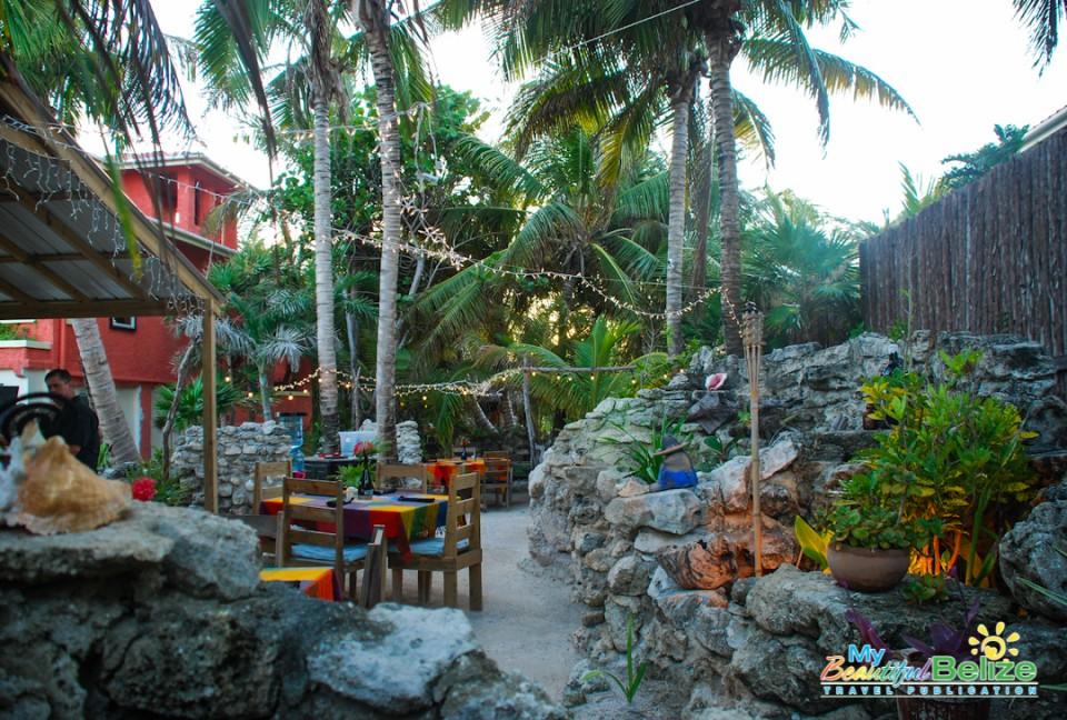 Romantic Dining At Aji Tapa Bar And Restaurant My Beautiful Belize