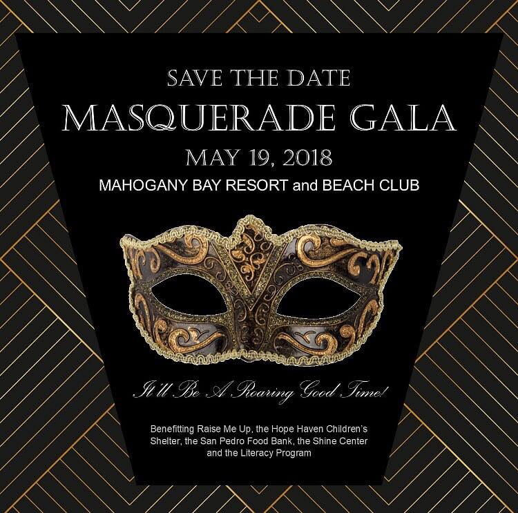 2nd Annual Masquerade Ball Benefit - My Beautiful Belize