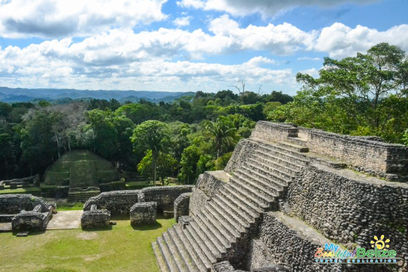 tourism archaeological site caracol