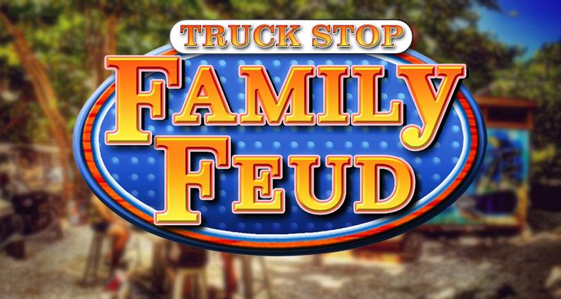 Family Feud at The Truck Stop! - My Beautiful Belize